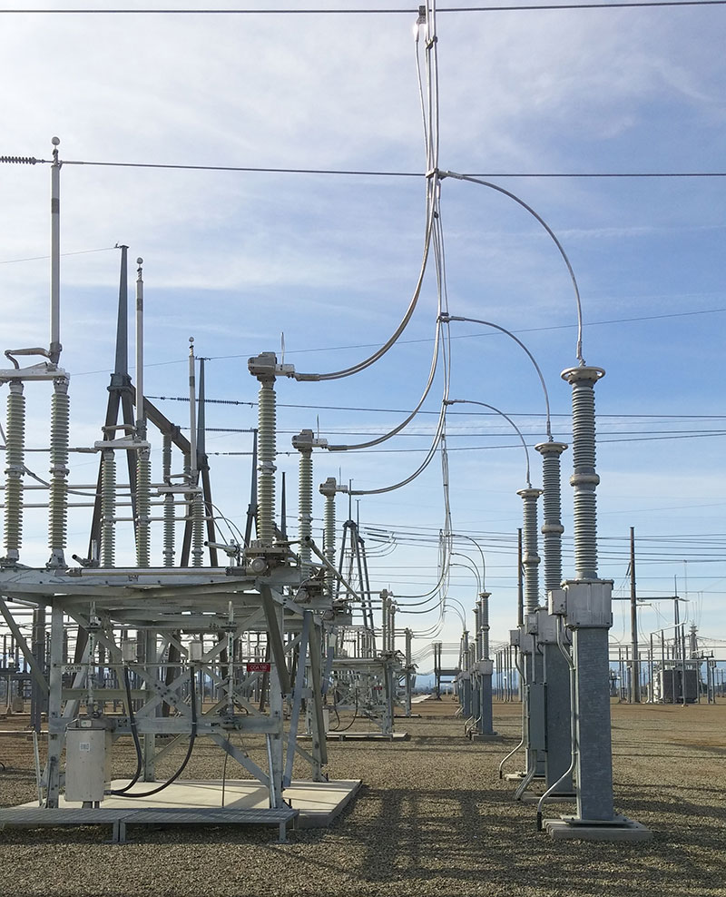 Projects | California High Voltage Electrical Contractors