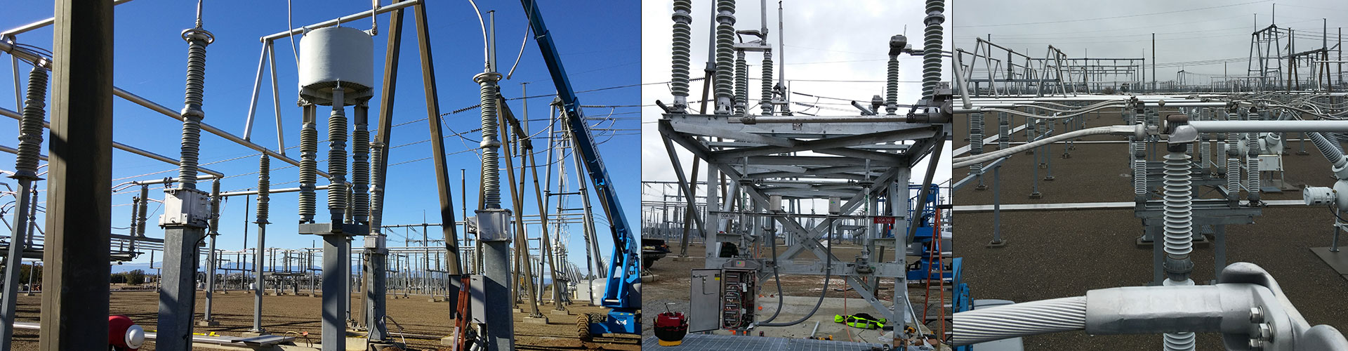 National High Voltage Services Inc Northern California